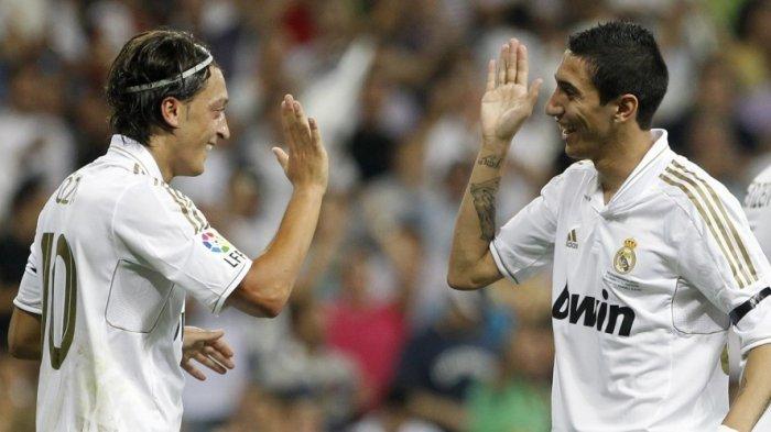 Mesut Oezil dan Di Maria Menyesal Tinggalkan Real Madrid