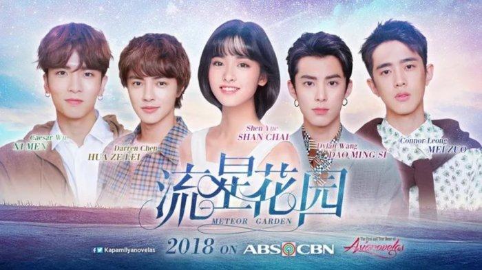 Live Streaming SCTV Meteor Garden 2018 Minggu 9 September, Sinopsis Episode 7