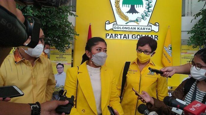 Meutya Hafid Bantah LKI DPP Partai Golkar Dibentuk untuk Populerkan Airlangga Jelang Pilpres 2024