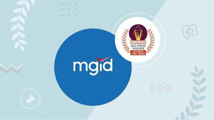 MGID Sabet Dua Penghargaan di Asia-Pacific Stevie(R) Awards 2021