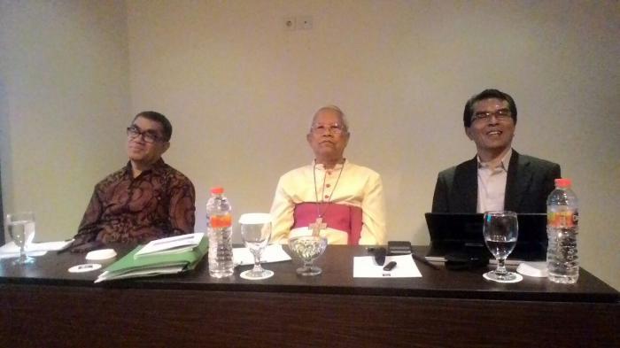Gereja Katolik Surati Presiden Jokowi Soal Pegembangan Pariwisata di Kawasan Danau Toba