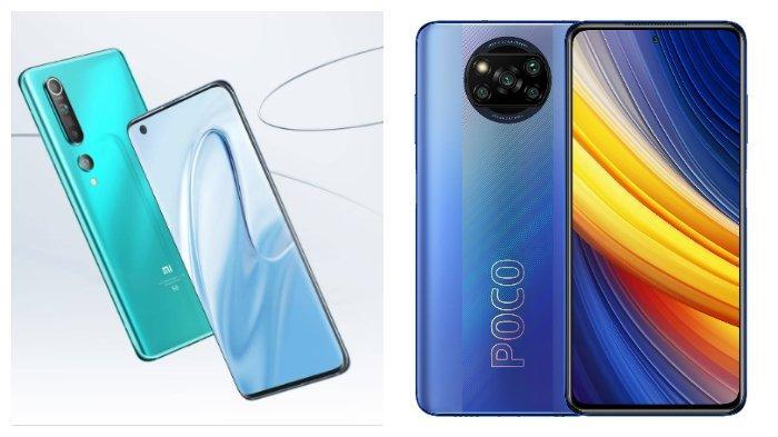 Daftar Harga HP Xiaomi Terbaru Bulan Mei 2021: Mi 10, Mi 11, Redmi Note 10 hingga Poco X3 Pro