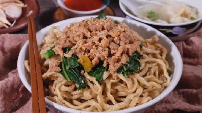 Mie Ayam Gilo, Warung Mie Ayam dengan Layanan All You Can Eat