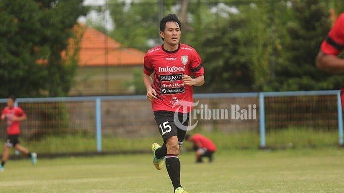 Bali United vs Arema FC: Michael Orah Siap Kerja Keras Raih Kemenangan dari Arema FC