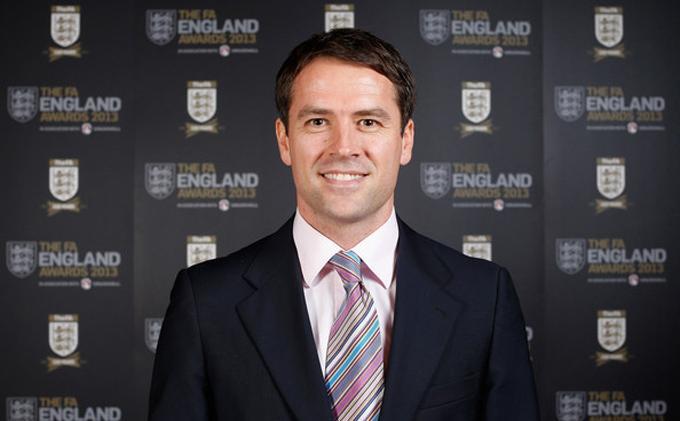 Michael Owen, mantan pemain timnas Inggris