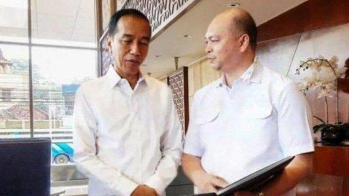 Relawan Jokowi Mulai Dirayu Bakal Capres, Umbas: 'Jokowi Sebut Nama, Itu yang Kami Menangkan'