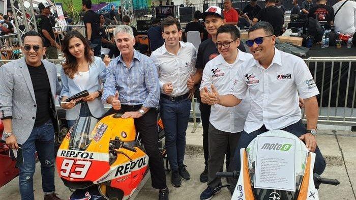 Sirkuit Mandalika Dapat Pujian Dari Legenda MotoGP, Mick Doohan: Bukan Sirkuit 'Jalanan'