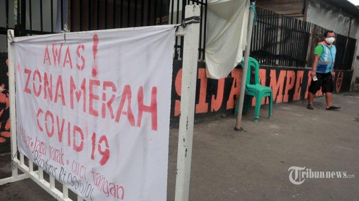Hanya 2 Kelurahan di Jakarta yang Bebas Covid-19