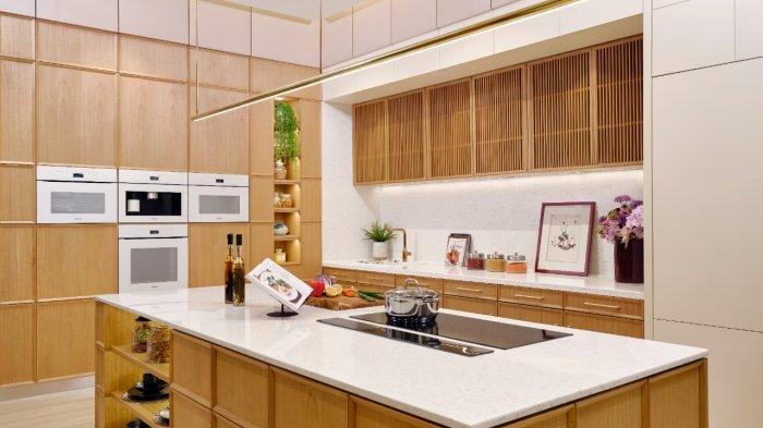 Ragam Peralatan Masak Modern dari Miele yang Sesuai dengan Gaya Interior Masyarakat Urban