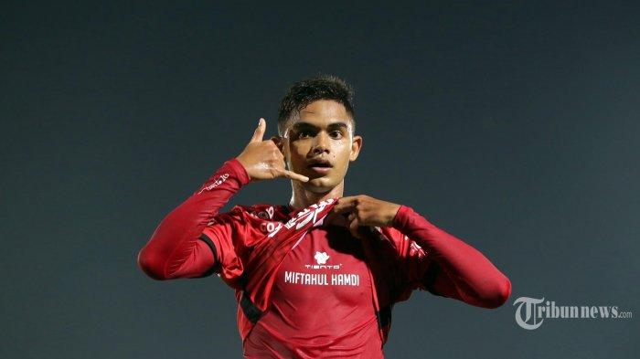 Pendatang Baru di Timnas Indonesia U-22, Miftahul Hamdi Gendong Nama Persiraja dan Aceh