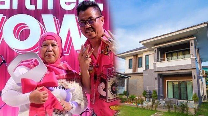 Viral Kisah Istri Buruh Bangunan di Malang Impian Punya Rumah Mendadak Terwujud Setelah Sholat