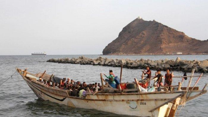 Kapal yang Bawa 200 Orang Terbalik, Jasad 25 Migran Afrika Ditemukan di Lepas Pantai Yaman