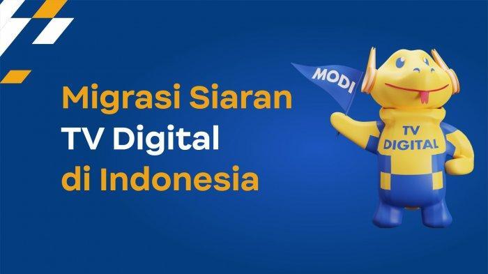 Jadwal Migrasi TV Analog ke TV Digital Terbaru, Proses Analog Switch Off (ASO) Dimulai Tahun 2022