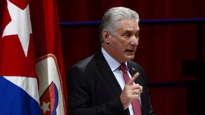 Miguel Díaz Canel Jadi Presiden Kuba Pertama yang Bukan Berasal dari Keluarga Castro