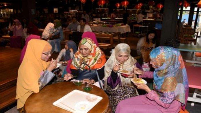 Merayakan Idul Fitri di Chiba Jepang Dengan Menu Halal