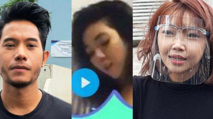 Joshua March dan Cindy Clarista Terseret Video Syur Mirip Gisel, Serupa Apa Wajah Keduanya?