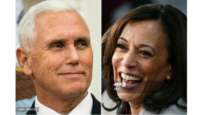 Mike Pence Sapa Kamala Harris dan Staf Gedung Putih, Siap Hadiri Pelantikan Presiden Biden