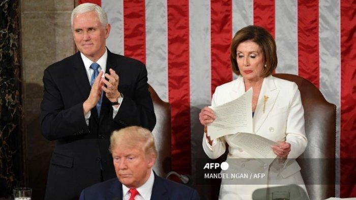 Kini Dimakzulkan, Trump Disebut Tak Menyesali Insiden Capitol dan Hubungan Rusak dengan Mike Pence