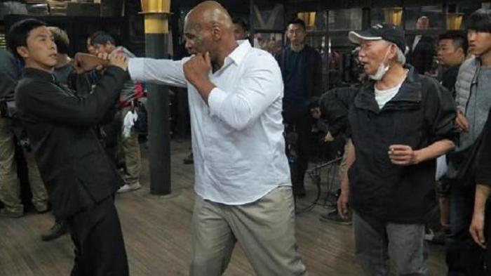 Kata Bintang Ip Man 3 Soal Sosok Mike Tyson: Salut 'Guru Bruce Lee' Buat Si Leher Beton