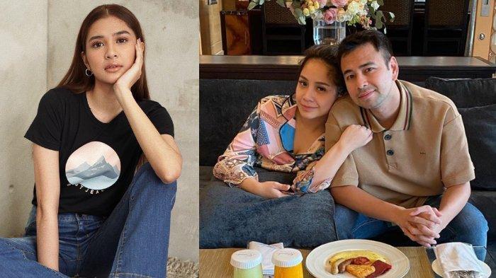 Mikha Tambayong Bongkar Masa Lalunya Bersama Raffi Ahmad, Nagita Slavina Kesal: Biasa Aja Mukanya!