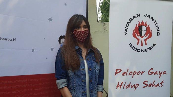 Kerja di Tengah Pandemi Covid-19, Mikha Tambayong Ketakutan