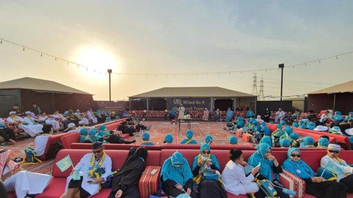 Milad Khazzanah Tours Travel Umrah dan Haji ke-8 Bertema Desert Camp