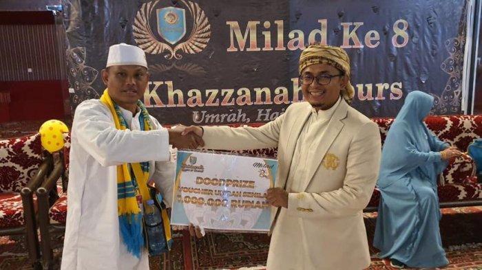 Suasana Milad Khazzanah Tours ke-8 Bertema Desert Camp