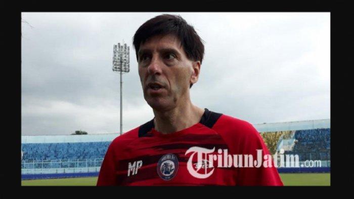 Milan Petrovic Sedih Didepak di Akhir Musim Meski Sukses Selamatkan Arema FC dari Degradasi