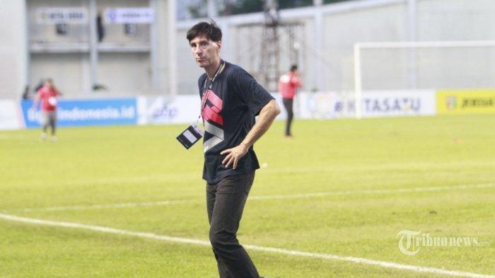 Jelang Laga Badak Lampung vs Semen Padang Liga 1: Milan Petrovic Lontar Pujian Pada Eduardo Almeida