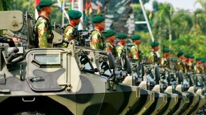 Survei Global Firepower Sebut Militer Indonesia Lebih Kuat dari Israel