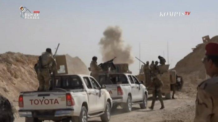 Irak Habiskan Rp 1.350 Triliun Untuk Perang Anti-ISIS