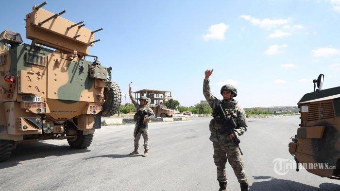 UPDATE KONFLIK SURIAH Kelompok Al Nusra Tembaki Zona Deeskalasi di Provinsi Idlib