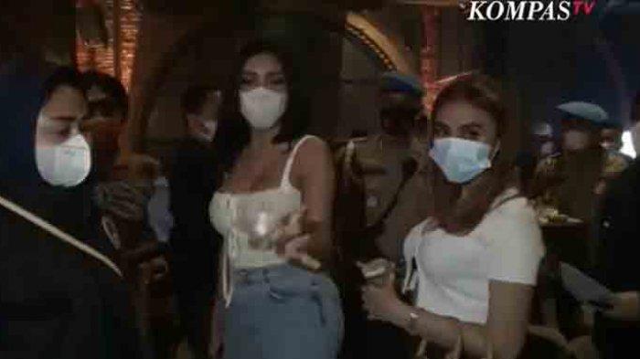 Detik-detik penangkapan Millen Cyrus karena dugaan penyalahgunaan narkoba di Kafe Brotherhood Jakarta Selatan. Keponakan Ashanty ini positif benzo.