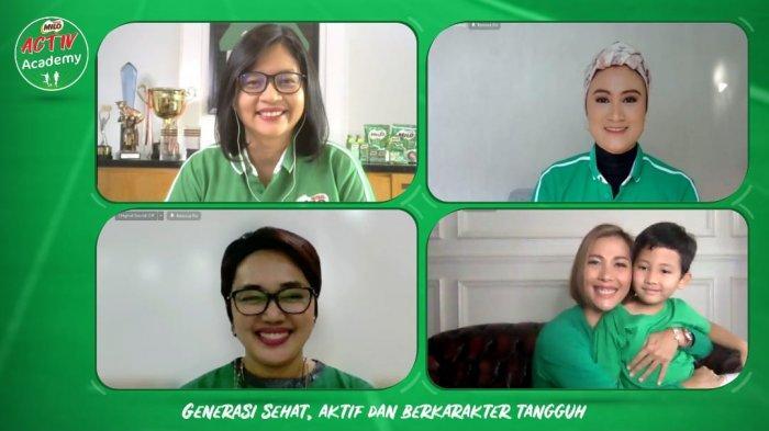 Mirna Tri Handayani: Olahraga Guru Terbaik Bagi Anak Belajar Nilai-nilai Kehidupan