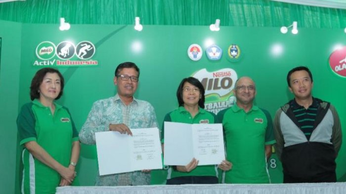 MILO Football Championship Kembali Hadir di Empat Kota di Indonesia