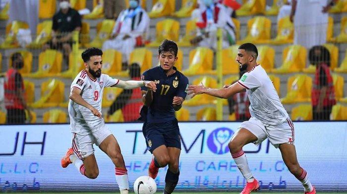 HASIL Kualifikasi Piala Dunia 2022: Thailand Senasib dengan Indonesia, Vietnam Tak Tergoyahkan