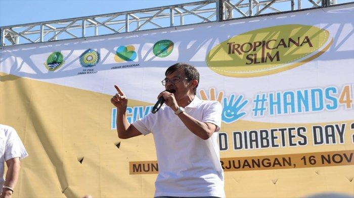 Dinas Kesehatan Jabar Berikan Mini Talkshow