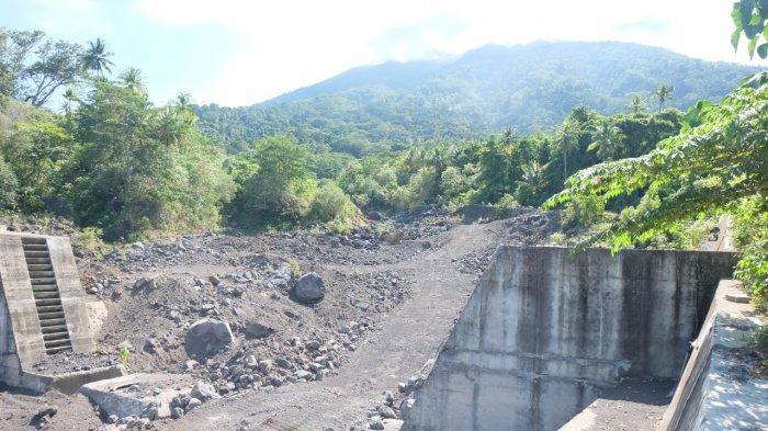 Kurangi Dampak Banjir Lahar, Ditjen SDA Bangun Sabo Dam di Pulau Ternate