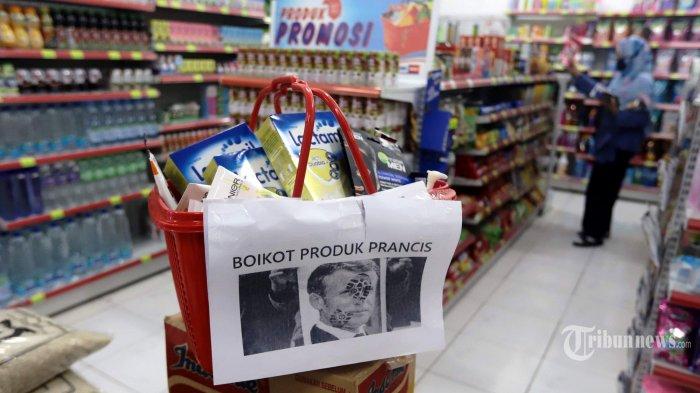 Aksi Boikot Produk Perancis, Jeritan Pedagang Kecil Hingga Reaksi Kalangan Pengusaha