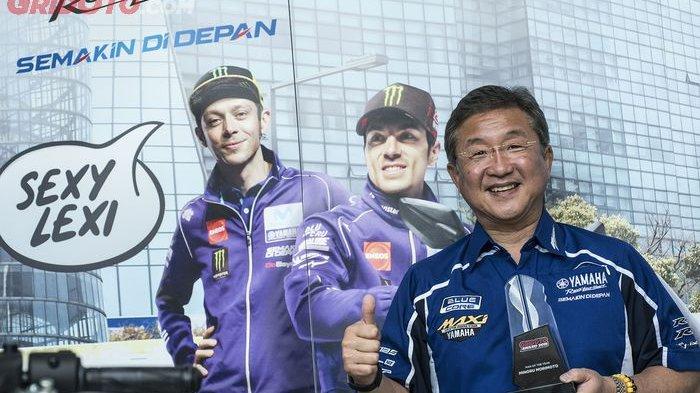 Bos Yamaha Minoru Morimoto Ungkap Beda Pasar Motor Di Eropa dan Indonesia
