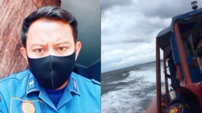Viral Video Jeritan Minta Tolong saat Pencarian Sriwijaya Air di Laut, Roy Suryo Ulas Fakta Ini