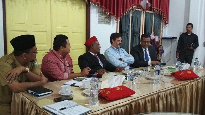 Dua Perusahaan akan Lakukan Pengeboran di Kuala Tari Pidie