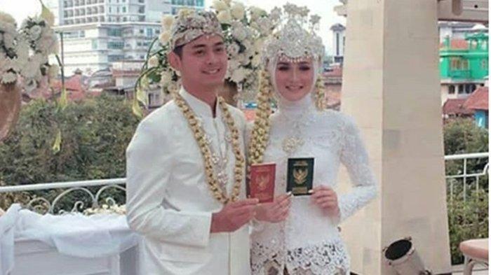 Intip Kemeriahan Pesta Pernikahan Mantan Kekasih Dinda Kirana, Miqdad Addausy dan Nadya Fricella