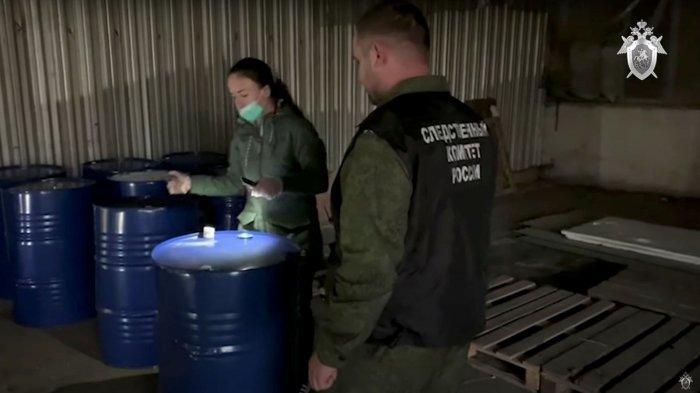 34 Orang di Rusia Tewas Keracunan Minuman Keras Ilegal, Ada Kandungan Metanol