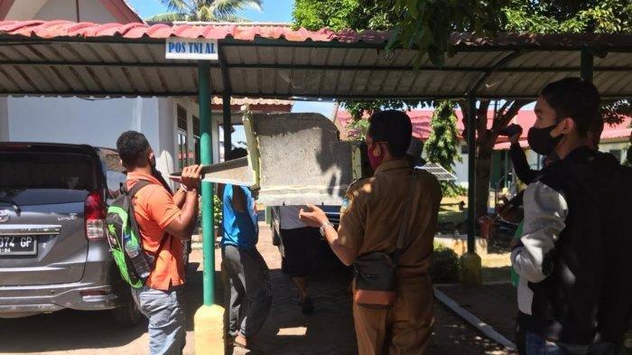 Fakta-Fakta Benda Mirip Sayap Pesawat Ditemukan di Bintan, Ada Kode Huruf dan Angka