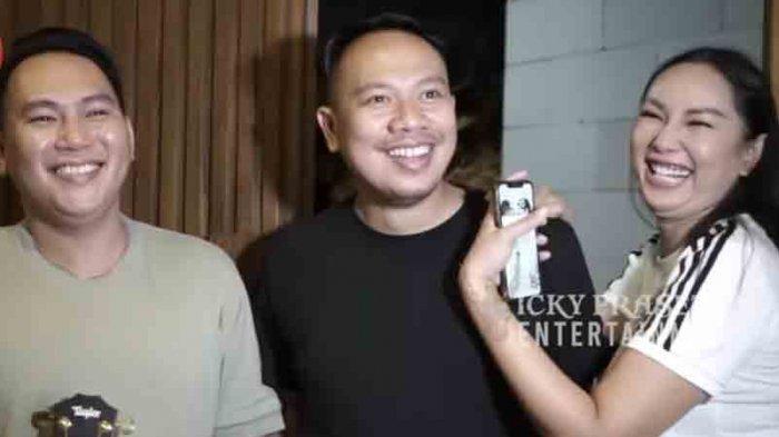 Vicky Prasetyo bertemu dengan Alfin Alberto sebagai upaya memenuhi keingin Kalina Oktarani yang sedang mengidam