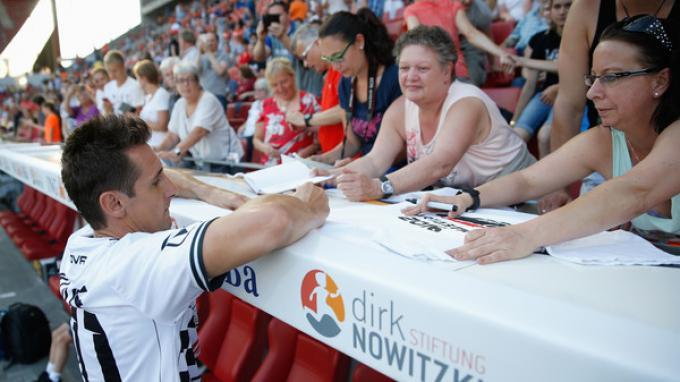 Joachim Loew Angkat Miroslav Klose Jadi Staf Kepelatihan Timnas Jerman