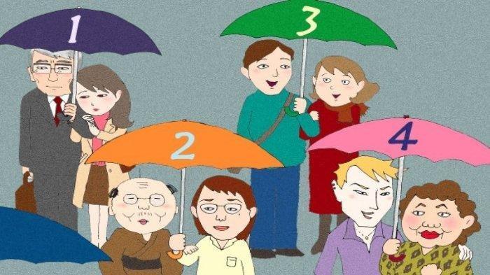 Tes Kepribadian Pasangan Yang Menurutmu Selingkuhan Bisa Ungkap Cara Pandang Dan Berpikirmu Tribunnews Com Mobile