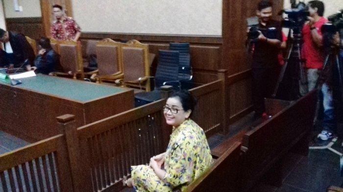 Miryam Bacakan Pledoi, KPK : Itu Hak Terdakwa