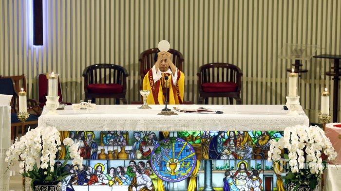 Jadwal Live Misa Online Sabtu Minggu 15-16 Agustus 2020, Link Gereja Katolik Katedral